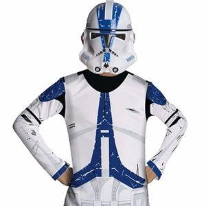 STAR WARS Clone Trooper Costume Youth Medium